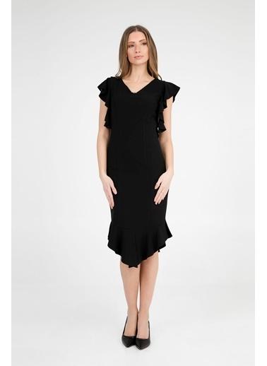 Trend Elbise Siyah